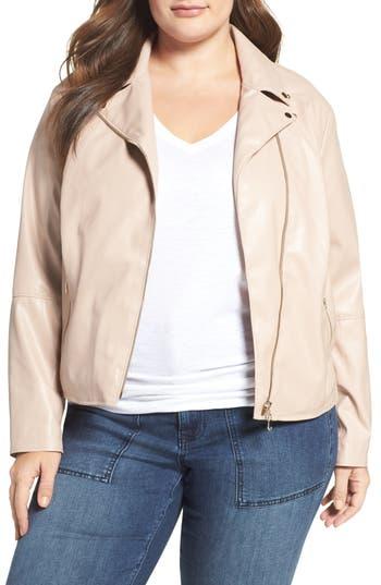 Plus Size Tart Mollie Faux Leather Jacket