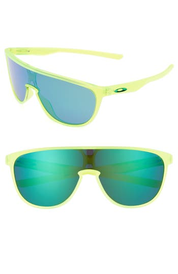 Men's Oakley Trillbe 62Mm Sunglasses - Green