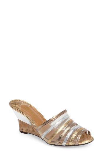 J. Renee Bridgeway Wedge Sandal