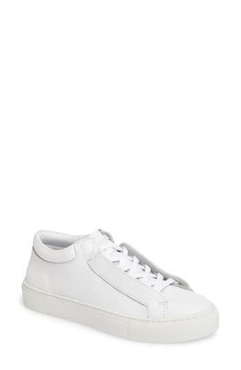 K-Swiss Novo Demi Sneaker- White