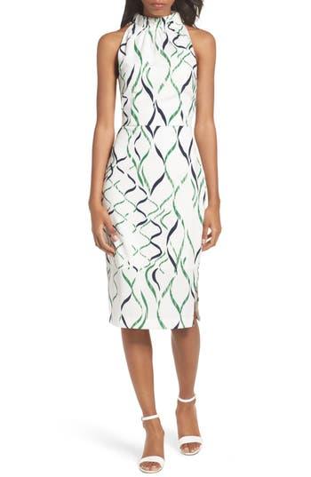 Cooper St Two Vines Midi Dress