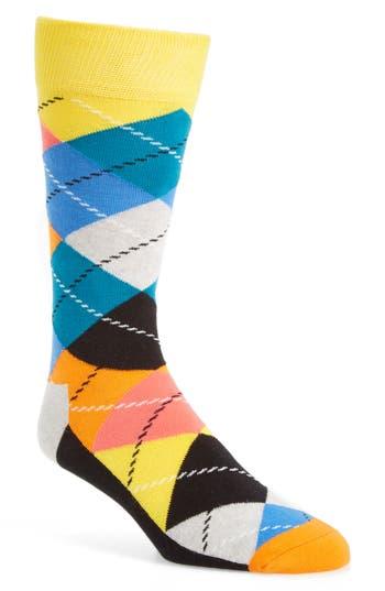 Men's Happy Socks Argyle Socks
