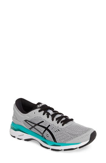 Asics Gel-Kayano 24 Running Shoe, Grey