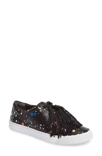 Loeffler Randall Logan Sneaker, Black