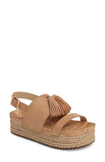 Schutz Monica Platform Espadrille Sandal