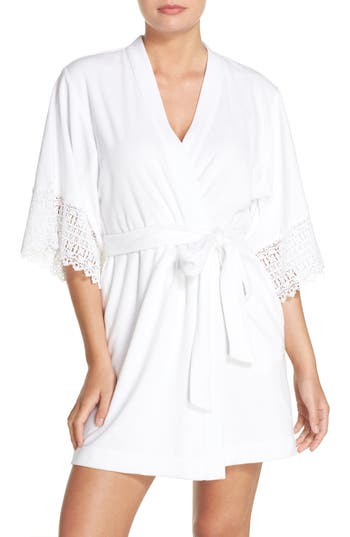 Women's Betsey Johnson Bride Terry Robe