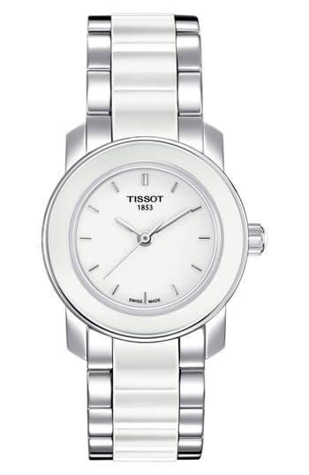Women's Tissot Cera Bracelet Watch, 28Mm