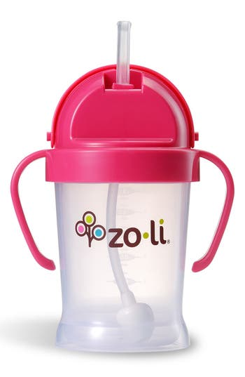 Infant Zoli Bot Sippy Cup Size One Size  Pink