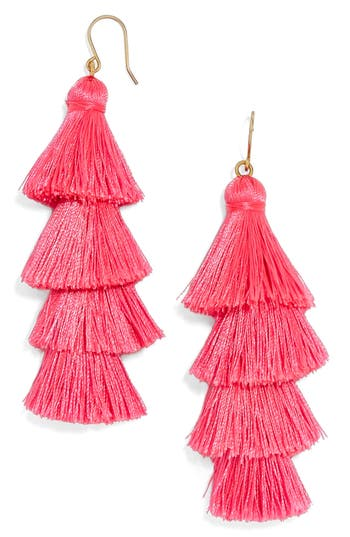 Women's Baublebar Gabriela Fringe Earrings