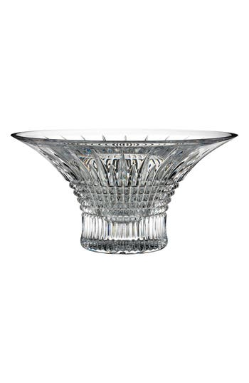 Waterford Lismore Diamond Lead Crystal Bowl, Size One Size - White