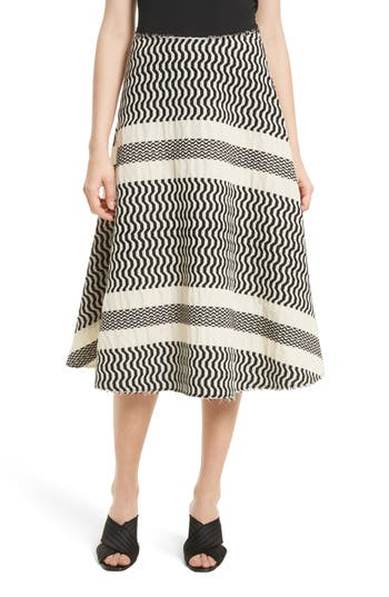 Women's Tracy Reese Flared Skirt