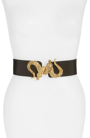 Women's Raina 'Penelope - Dragon' Stretch Belt at NORDSTROM.com