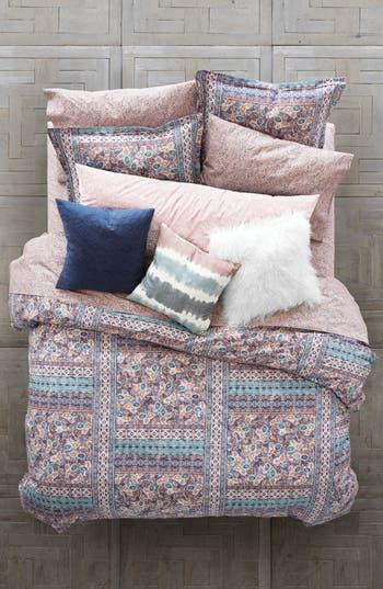 Bcbgeneration Batik Floral Comforter & Sham Set, Size Twin X-Long - Purple