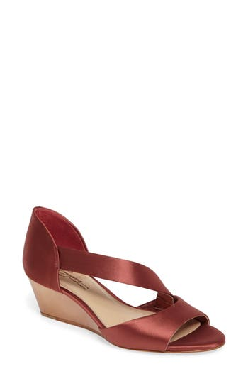 Imagine By Vince Camuto Jefre Wedgee Sandal, Brown
