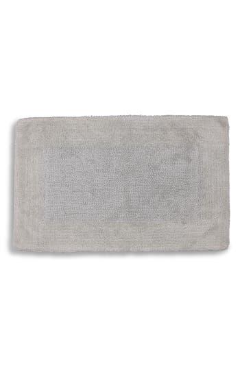 Kassatex Kyoto Bath Rug, Size One Size - Grey