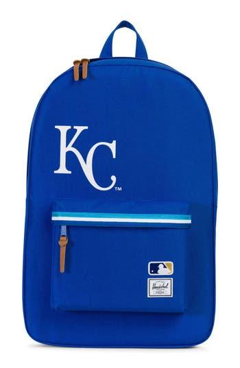 Herschel Supply Co. Heritage Kansas City Royals Backpack - Blue