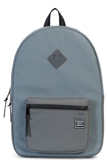Herschel Supply Co. Ruskin Studio Collection Backpack - Grey