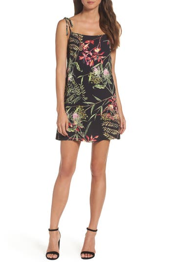 Women's French Connection Bluhm Botero Slipdress