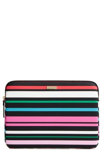 Kate Spade New York 13-Inch Stripe Laptop Sleeve -