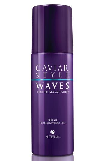 Alterna Caviar Style Waves Texture Sea Salt Spray, Size