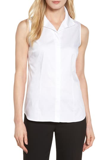 Women's Ming Wang Sleeveless Shirt