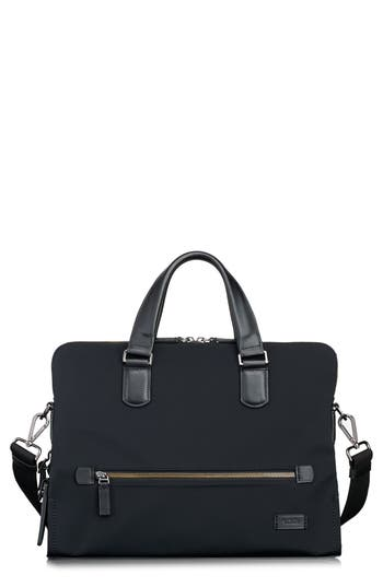 Tumi Harrison Taylor Briefcase - Black