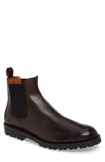 Allen Edmonds Tate Chelsea Boot, Brown
