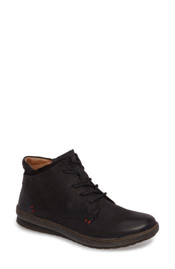 Comfortiva Cascade Sneaker Boot, Black
