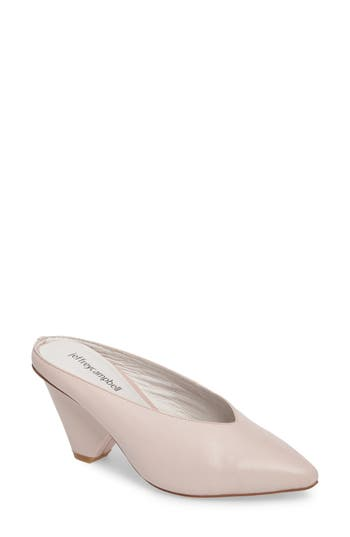 Jeffrey Campbell Polite Pointy Mule, Pink