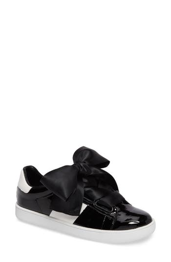 Jeffrey Campbell Pabst Low-Top Sneaker, White