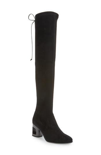 Hispanitas Melina Over The Knee Boot - Black