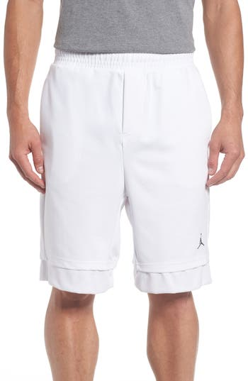 Nike Jordan Lux Training Shorts, White