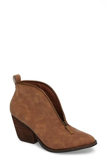 Coconuts By Matisse Alive Bootie, Brown