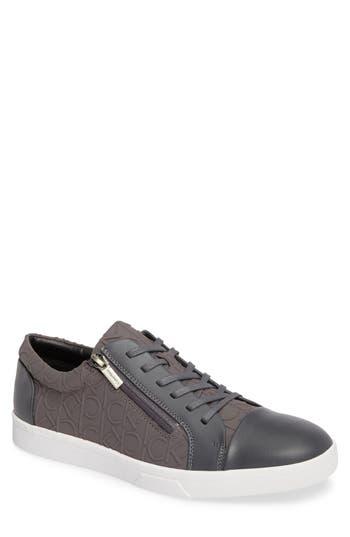 Calvin Klein Ibrahim Sneaker, Grey