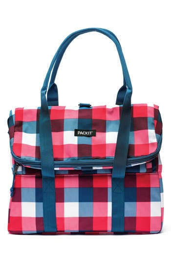 Packit Freezable Picnic Tote, Size One Size - Red
