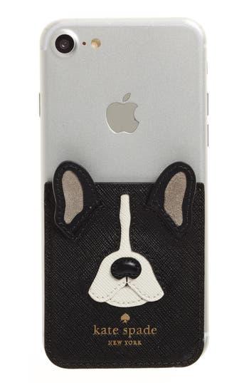 kate spade new york antoine iPhone 7/8 sticker pocket