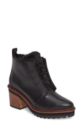 Kelsi Dagger Brooklyn Patterson Bootie- Black