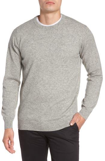 Rodd & Gunn Wellington Wool Sweater, Grey