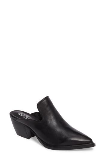 Sbicca Mulah Pointy Toe Mule, Black
