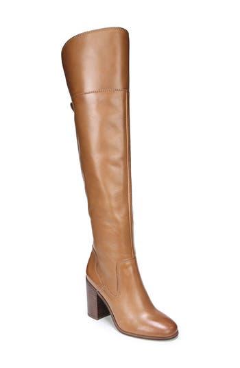Sarto By Franco Sarto Freda Over The Knee Boot, Brown