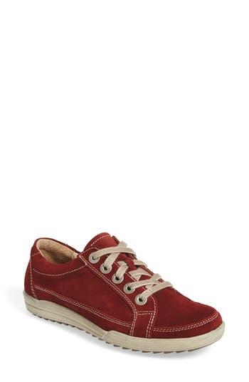 Josef Seibel Dany 57 Sneaker, Red