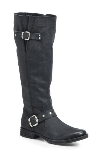 B?rn Ashland Knee High Boot- Black