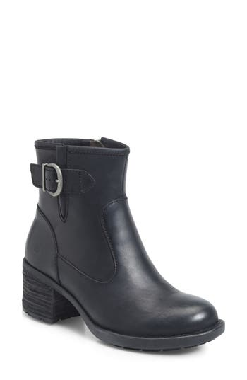 B?rn Gunn Engineer Bootie, Black