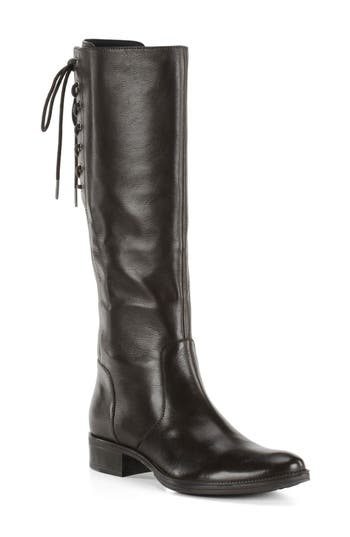 Geox Mendi Tall Boot, Black