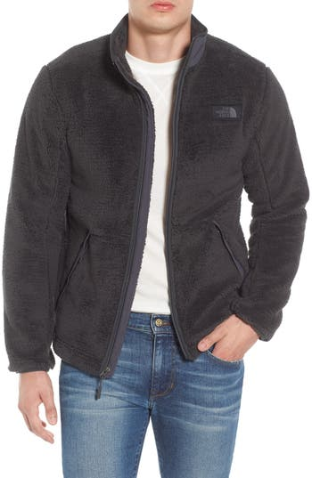 The North Face Campshire Zip Fleece Jacket, Grey