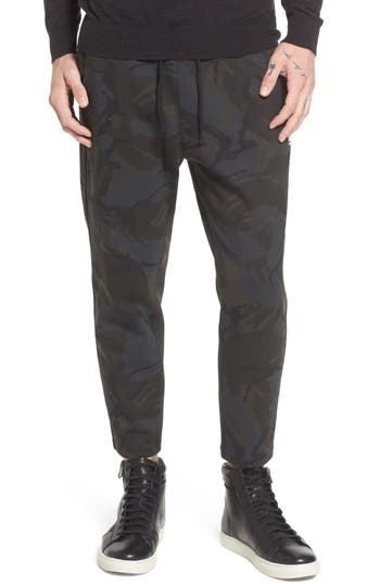 Core Crop Sweatpants