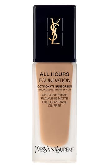 Yves Saint Laurent All Hours Full Coverage Matte Foundation Spf 20 - Bd50