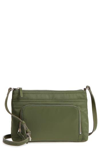 Nordstrom Nylon Crossbody Bag - Green