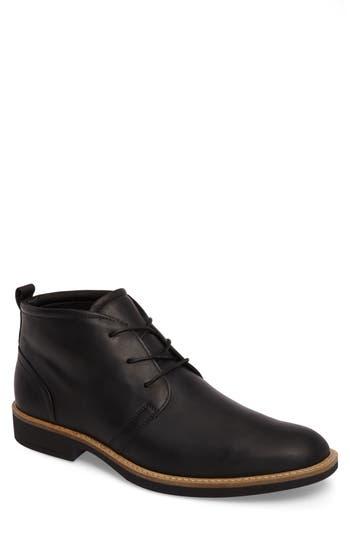 Ecco Biarritz Chukka Boot, Black