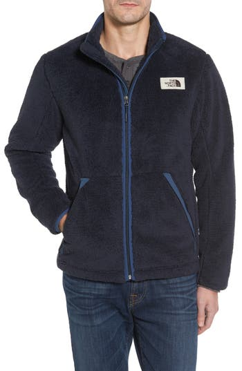 The North Face Campshire Zip Fleece Jacket, Blue